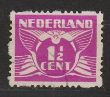 R35 Roltanding 35 gestempeld used NVPH Netherlands Nederland Pays Bas syncopated