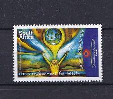 Sud Africa South Africa 2002 Posta aerea summit mondiale sullo sviluppo  MNH