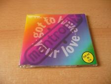 Maxi CD Mantronix - Got to have your love - 1989 - Rare