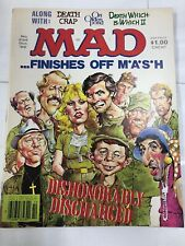 Mad Magazine no.234 October 1982 Appears to be complete.