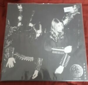 Isvind - 1993-94 grey LP (Immortal, Gorgoroth, Ulver)
