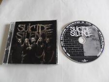 SUICIDE SILENCE -  Suicide Silence (CD 2017) Metal