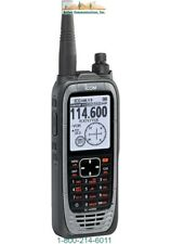 New Icom A25n Vhf Air Band Transceiver With Navigation
