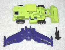 1985 Scrapper (G1) - 100% complete (vintage Hasbro Transformer)