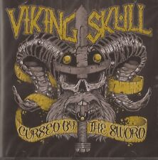 Viking Skull - Cursed By The Sword (CD 2012) NEW/SEALED