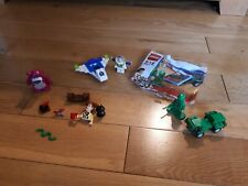 Toy Story Lego - Poly bag joblot used 30073 Buzz 30072, 30071 plus lotso bear