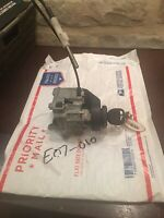 GRL571 Ignition Lock Cylinder w/ Housing And Key 2007 Cadillac Escalade 6.2
