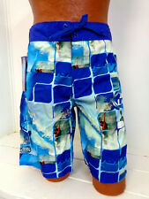 Bud Light Men's Board Shorts Swim Trunk Swimwear New Bud Surf Beach