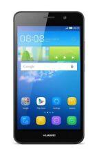 Cellulari e smartphone neri modello Huawei Y6 fotocamera