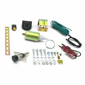 15lb Power Trunk / Hatch Kit with Door Popper Street  AUTPT2500 street hot rod
