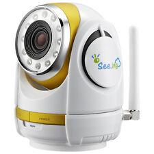 DXG Wireless WiFi Video Day/Night Surveillance Baby Camera w/iOS - DXG-110V