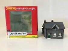 Lyddle End N Gauge Building STATION ROW COTTAGES N8078