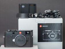 Leica M10 schwarz Typ 20000 vom 07.03.2018 FOTO-GÖRLITZ Ankauf+Verkauf