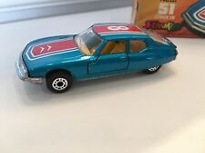 MATCHBOX SUPERFAST STREAKERS *  CITROEN SM 51b * OVP * RARITÄT