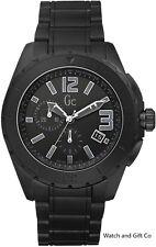 Gc Guess Collection Men's Sport Class XXl Black Quartz Watch X76011G2