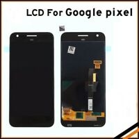 BLACK For Google Pixel LCD Display Touch Screen Digitizer Assembly Replacement