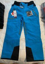 NWT Spyder Turret GTX Ski Pants - Men's Large - Gore-Tex - Lagoon Blue - Shell
