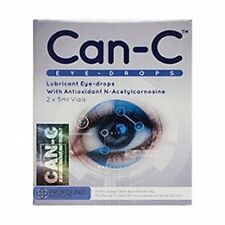 CAN-C Eye Drops  - 2 PACK Multipack ££££££ Saver