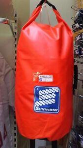 Seilflechter Seesack, absolut Wasserdicht, Signalfarbe, Tasche, Rucksack