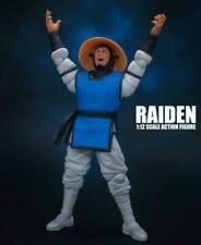 Storm Collectibles Raiden Action Figure 1/12 Scale Mortal Kombat 7� Inch