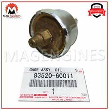83520-60011 GENUINE OEM OIL PRESSURE SENDER GAGE ASSY 8352060011