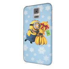 MINIONS Handyschale Cover Case Hülle Samsung Galaxy S5 SM G900 BANANA NEU!