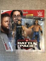 WWE Kevin Owens vs. Ali with Mask Figures Battle Pack Series 65 Mattel New