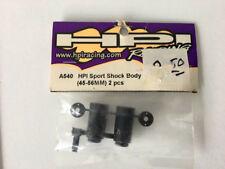 #A540 HPI SPORT SHOCK BODY SET (45-56mm/2pcs) SUPER NITRO RS4/ SPRINT 2/ RS4 3