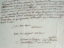 Valmont de Bomare et sa famille victimes des excès révolutionnaires.