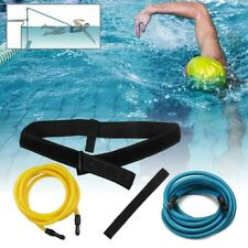 Swim Trainer Strength Belt Swimming Training Resistance Stationary Exercise Tool