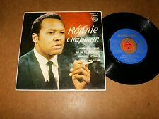 RONNIE CHAPMAN (SUNG IN SPANISH)  EP SPAIN PHILIPS 430936 / LISTEN - RNB POPCORN
