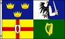 Four Irish Provinces Flag 3x5 ft Ireland Ulster Munster Leinster Connacht 4 Erin