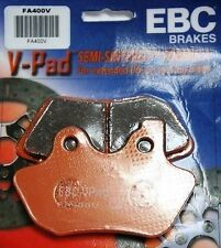 EBC Brakes FA400V Front and Rear Brakes (Sold Separately)