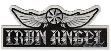 Iron Angel Speed Metal Patch Exciter Destruction Helloween Agent Steel Deathrow