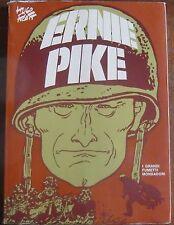 HUGO PRATT - ERNIE PIKE - I Grandi Fumetti Mondadori - Febbraio 1976
