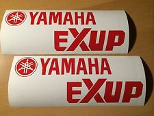 2x yamaha Pegatina Sticker EXUP Motorsport r1 r6 Raptor yzf 600 700 Tuning NUEVO