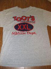 TOOT's GOOD FOOD & FUN med T shirt Bowling Green tee Kentucky bar OG