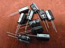 10 SAMWHA Condensatori Elettrolitici 2200uF 10V 105 ultra bassa impedenza ESR (045b)