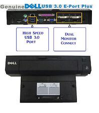 Dell E Port Plus USB 3.0 Docking Station Latitude E6530 E6430 E6330,E6440