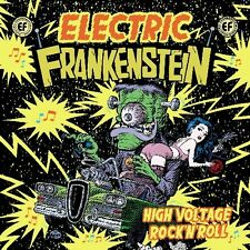High Voltage Rock 'N' Roll (Best Of Electric Frank - Electric Fr (2010, CD NEUF)