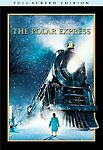 The Polar Express Dvd Full Screen edition New Sealed Free Shipping