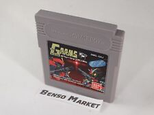 G ARMS OPERATION GUNDAM DMG-GAJ NINTENDO GAME BOY GB JP JAP GIAPPONESE ORIGINALE
