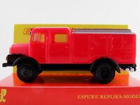 """Busch/Espewe 95602 IFA S4000 TLF (1965) """"FEUERWEHR"""" in rot/grau 1:87/H0 NEU/OVP"""