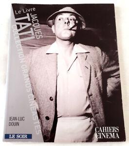 Jacques TATI (12/28) - Livre Cahiers du Cinéma - Env. 95 pages