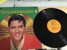 lp PRESLEY E. ELVIS GOLD RECORDS VOL 4 lsp 3921  VICTOR RCA