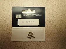 Unopened Weinert Modellbau HO Detail Pack No 8711 Brass Steps