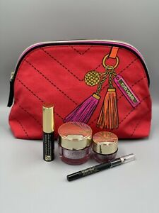 Estée Lauder Resilience Multi-Effect Face & Eye Cream Cosmetics Pouch Set