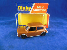Dinky toys 178 Mini Clubman in Bronze Superb Condition