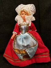 VINTAGE FRENCH FRANCE BLANCHE GANTIER celluloid doll souvenir