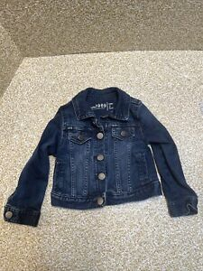 babyGap 1969 blue Jean jacket toddler two years